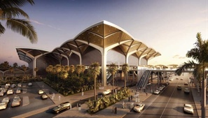 HARAMAIN HIGH SPEED RAILWAY KAEC STATION - SAUDI ARABIA