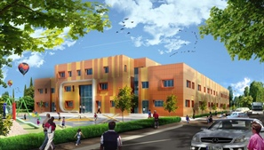 SHUEIFAT DREAM CITY SCHOOL - IRAQ